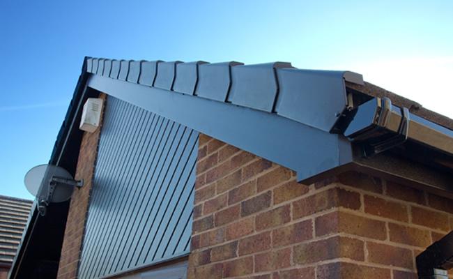 Fascias Amp Soffits Roofing Solutions Sw Ltd South West